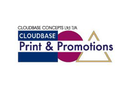 Cloudbase Print and Promotions Logo
