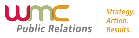 WMC Public Relations Logo