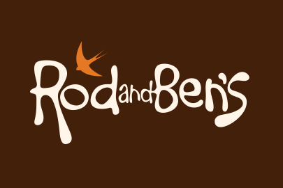 Rod and Ben's Logo