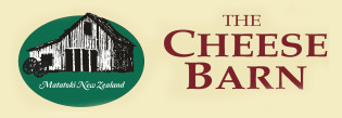 The Cheese Barn Logo