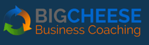 Big Cheese Business Coaching Logo