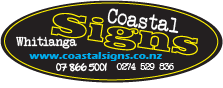 Coastal Signs Logo