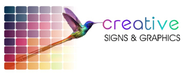 Creative Signs Logo