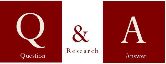 Q&A Research Logo