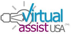Virtual Assist USA Logo