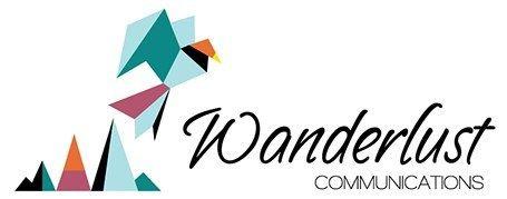 Wanderlust Communications Logo