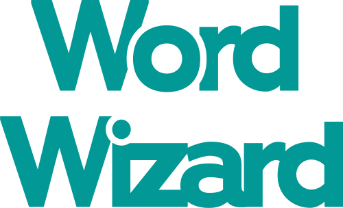 Word Wizard Logo