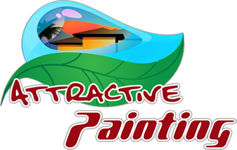 Attractive Painting Logo