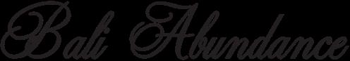 Bali Abundance Logo
