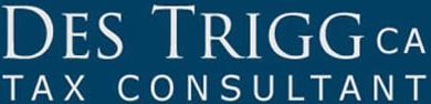Des Trigg CA Logo
