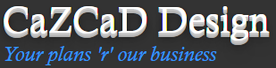CaZCad Design Logo