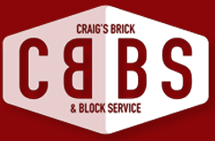 Craigs Brick And Block Services Logo