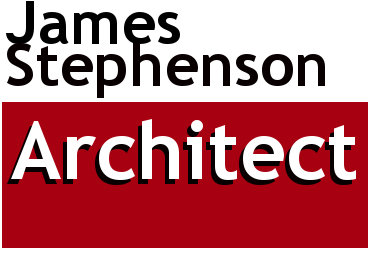 James Stephenson Architect Logo