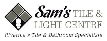 Sam's Tile & Light Centre Logo