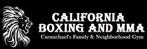 California Boxing and MMA Logo