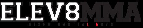 Elev8 MMA Logo