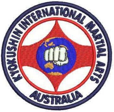 Kyokushin International Martial Arts Australia Logo