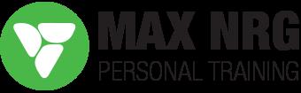 MaxNRG Personal Training Logo