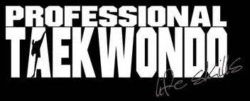 Professional Taekwondo Logo