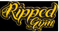 Ripped Gym Logo