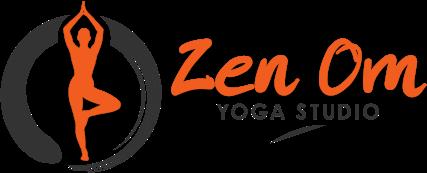 Zen Om Yoga Studio Logo