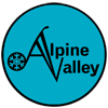 Alpine Valley Ski Area Logo