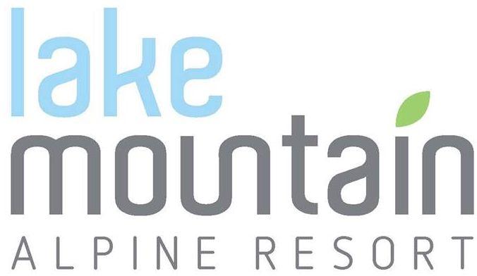 Lake Mountain Ski Resort Logo