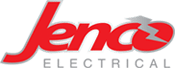 Jenco Electrical Logo