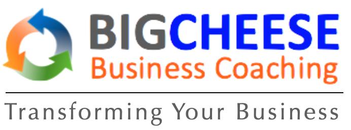 Big Cheese Business Coaching Logo