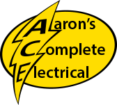 Aaron's Complete Electrical Logo