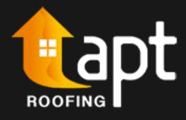 APT Roofing Logo