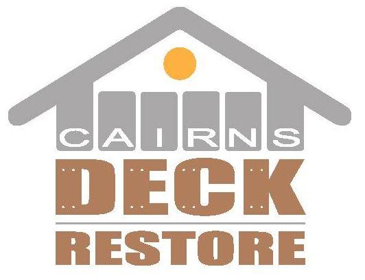 Cairns Deck Restore Logo