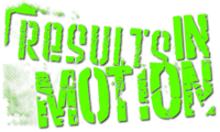 Results In Motion Logo
