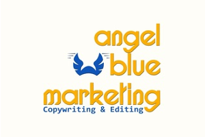 Angel Blue Marketing Logo