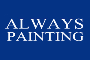 Always Painting Logo