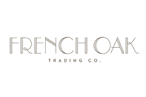 French Oak Trading Company Logo