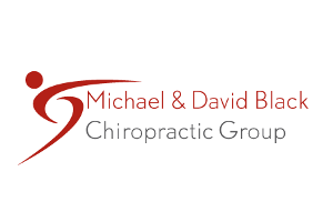 Michael & David Black Chiropractic Group Logo