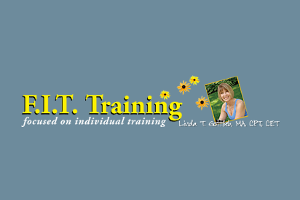 FIT Training Logo