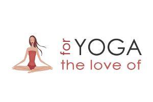 For The Love Of Yoga Logo