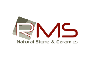 RMS Natural Stone & Ceramics Logo