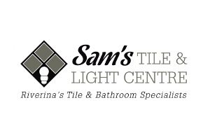 Sam's Tile & Light Centre Logo