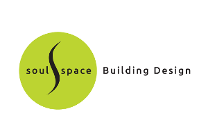 Soul Space Building Design Logo