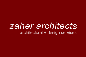 Zaher Architects Logo