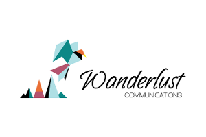 Wanderlust Communications Logo