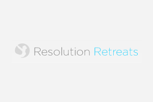 Resolution Retreats Logo