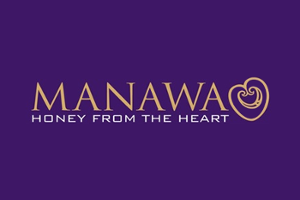 Manawa Honey NZ Logo