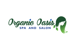 Organic Oasis Spa and Salon Logo