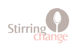 Stirring Change Logo