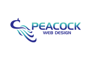 Peacock Web Design Logo