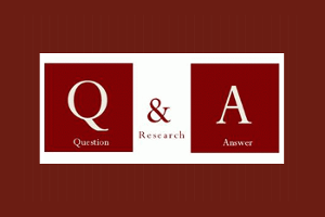 Q&A Research Logo